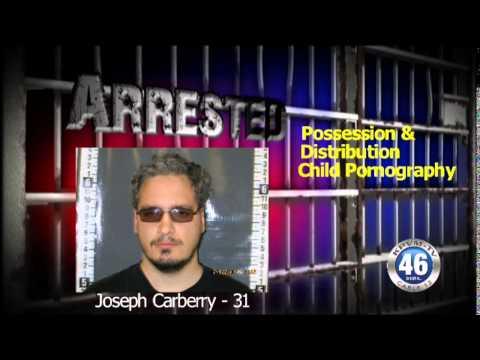 07232014 Nye County Sheriffs Office Arrest Joseph Carberry