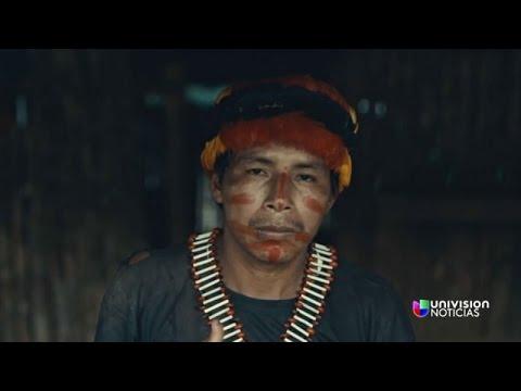 Defensores de la Selva: la lucha de los Achuar.