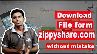 How to download files from zippyshare.com