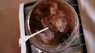 Certamen de coctelería sin alcohol