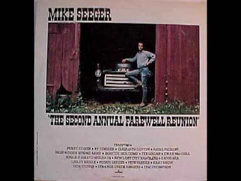 The Second Annual Farewell Reunion [1973] - Mike Seeger
