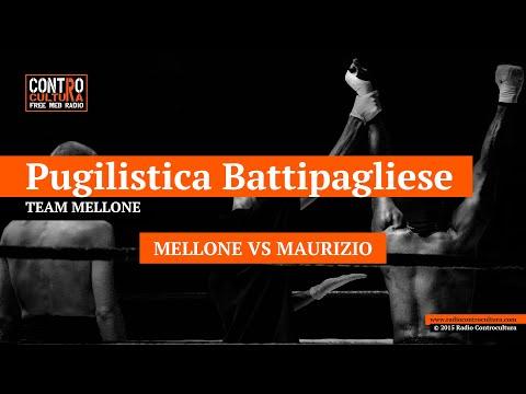 Pugilistica Battipagliese - Mellone vs Maurizio (Match Intergrale) (20-11-15)