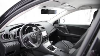 Mazda 3 Тест-драйв