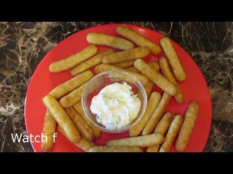 Power Air Fryer Review - Frozen Fish Sticks