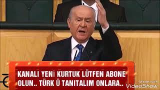 BAHÇELİ EFSANE AGLATAN KONUŞMA REKOR BRGENİ GELSİN!!!!-8