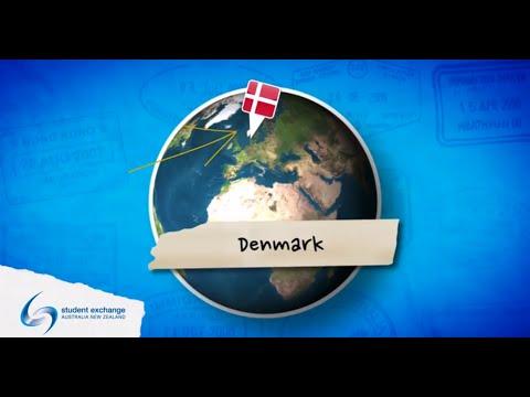 DENMARK - High School Exchange - Destination Video