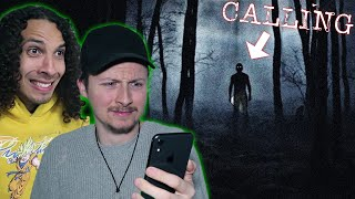 I got a TERRIFYING Phone Call in the SCREAMING FOREST