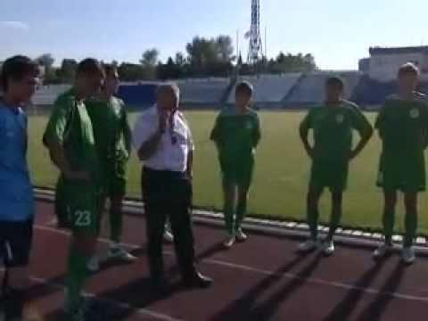 Тумаев даёт установку на матч