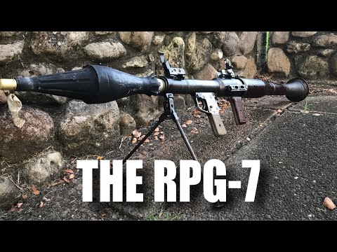 The Russian RPG-7!
