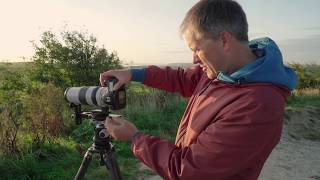 How to Shoot & Stitch Panoramic Landscape Photographs