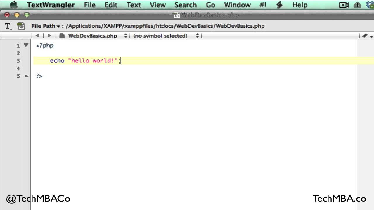 The Text and Source Code Editor for Programmers
