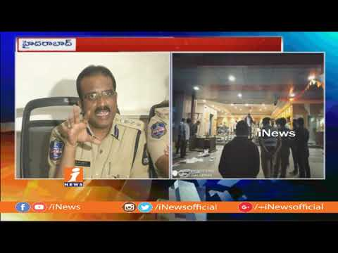 DCP Vishwaprasad Speaks To Media Over Attack on Global Hospital | Hyderabad | iNews