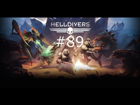 HELLDIVERS™ Episode 89: Out of mech |