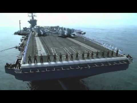 US Navy Tribute - Hell Yeah (Music Video)