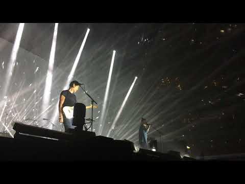 Radiohead - Daydreaming (Boston 7-28-2018)