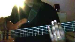 William Mcdowell - You Are God Alone (Bass Cover)