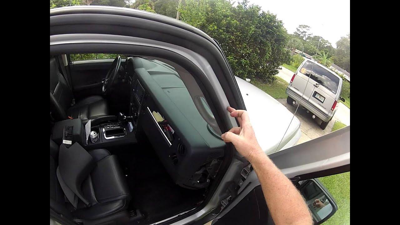 Roof Leak In Jeep Wrangler