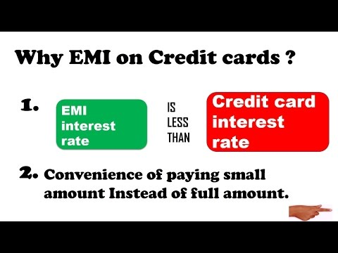 Credit cards in Tamil | Part 3 | EMI