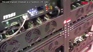MSI Crypto Mining Rigs (P104 vs RX470 GPUs) First Look   Digit.in