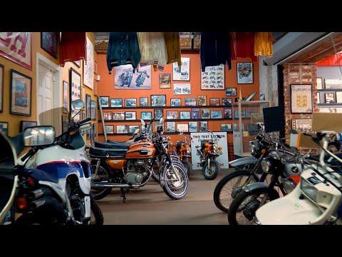 Honda Kokoro #5 - Dave's Dream,  Part 2 – The Motorcycles