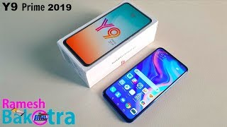 Huawei Y9 Prime 2019 Unboxing and Full Review