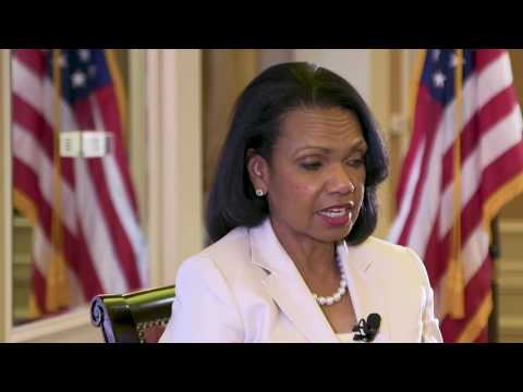 Condoleezza Rice on Trump Firing FBI Director Comey