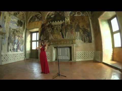 Francesca DEGO - Bach Chaconne