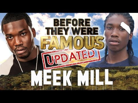 MEEK MILL - Before They Were Famous - Nicki Minaj, Is it OVER?