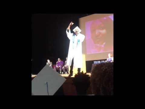 Ace's Powerful Performance at City Neighbors High School's Graduation