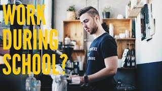 How to adult: getting a job and making money while in school