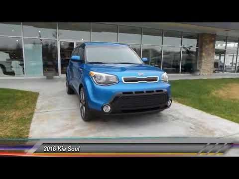 2016 Kia Soul Used U2022 Rusty Wallace Auto U2022 Morristown, TN U2022 423 586 1441  Live KP6301