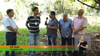 Vereadores em Ação - Parque do Basalto