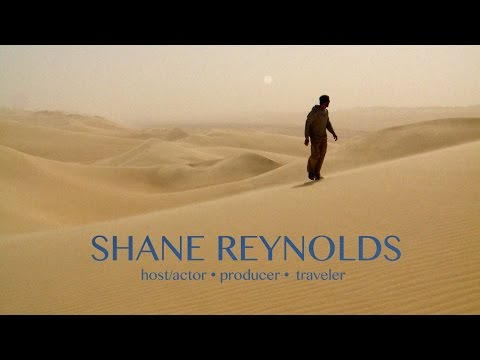 Shane Reynolds - a Color Earth talent/producer SIZZLE REEL