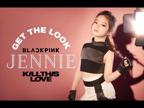 [Get The Look] BLACKPINK Jennie | 블랙핑크 Kill This Love | Mini Jennie