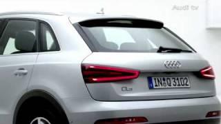 Audi Q3 Design - Premium SUV in a compact form