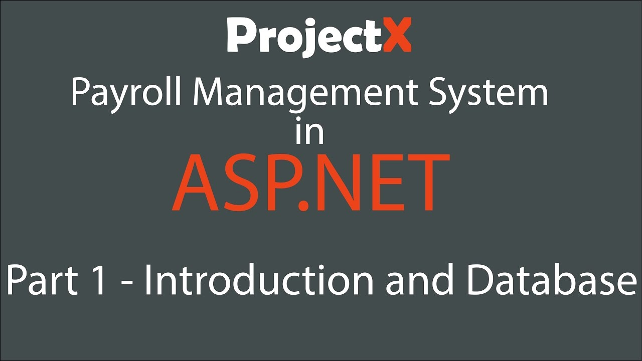 introduction of payroll management system