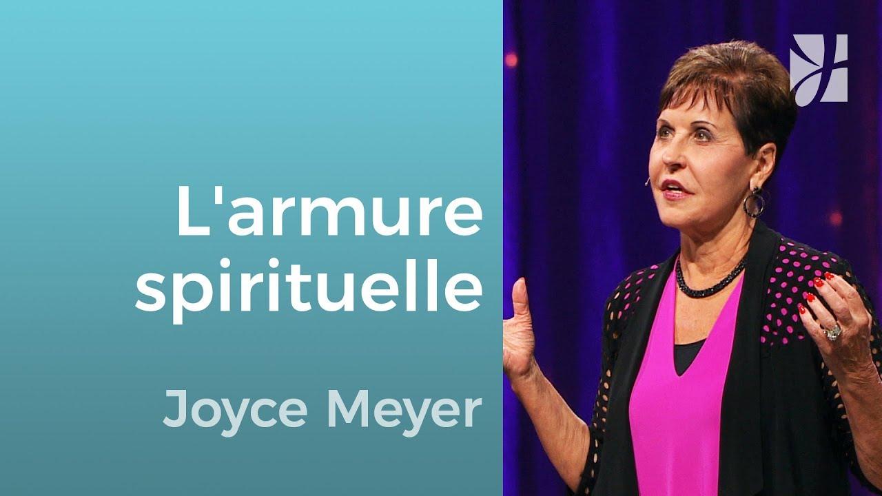 Quelle est votre armure spirituelle ? (3/3) - Joyce Meyer - Grandir avec Dieu