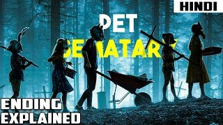 Pet Sematary (2019) Ending Explained | Haunting Tube in Hindi