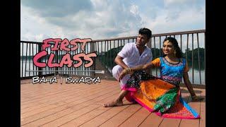 First Class - Kalank | Varun Dhawan, Alia Bhatt, Kiara | Dance Cover  ft. Baha (4K)