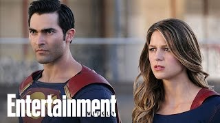 Supergirl: Tyler Hoechlin Teases Epic Super Showdown In Finale | News Flash | Entertainment Weekly