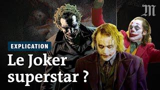Joker : comment vole-t-il la vedette à Batman ?
