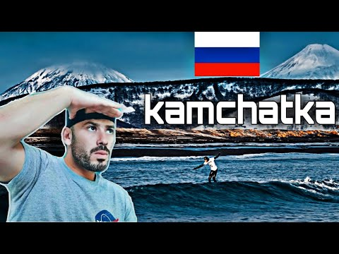 REACTION to  Kamchatka. The Winter Surf Challenge \\\\ Камчатка от Timelab.pro 6K Drone video