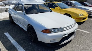 homepage tile video photo for NEW SUPER RARE R32 IN THE SHOP!! (40k$ ENGINE!)