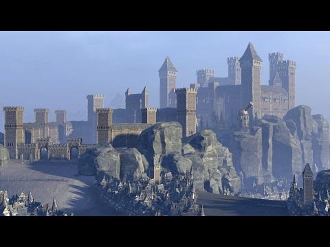 The Grand Fortress Of Middenheim - Amazing Custom Map! | Warhammer Total War Gameplay