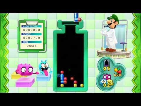 Dr Luigi Review (WiiU EShop)