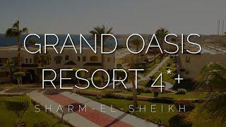 Лучшие 4 звезды в Египте Обзор Grand Oasis Resort 4 если хочешь жить возле Soho недорого