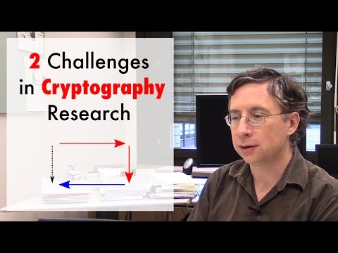 2 Challenges in Cryptography Research (ft. Serge Vaudenay)