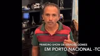 Manoel Gomes Caneta Azul (Primeiro Show)