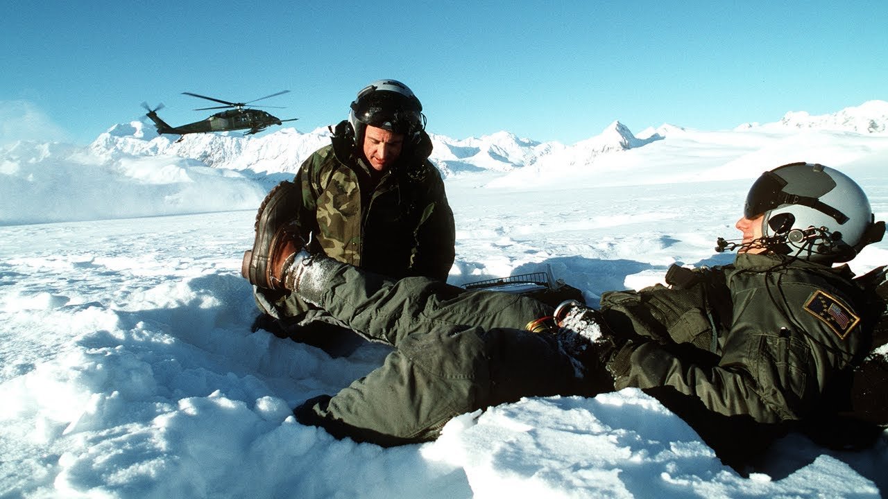 Rescue Squadron – Elite Pararescuemen Conduct Arctic Rescue Exercise