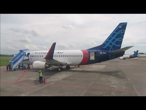 Pengalaman Terbang Dengan Sriwijaya Air Sorong - Makassar Pesawat Boeing 737-300